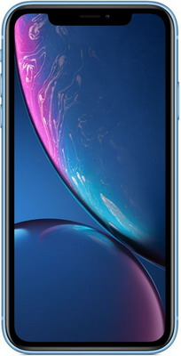 Мобильный телефон Apple iPhone XR 64GB синий (MRYA2RU/A)
