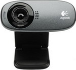 Web-камера для компьютеров Logitech Webcam C 310 HD (960-000638)