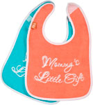 Нагрудник Happy Baby CHILDREN`S BIB X2 16003