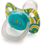 Соска-пустышка Happy Baby BABY PACIFIER 13011 BLUE