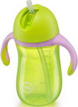 Поильник Happy Baby STRAW FEEDING CUP 14006 LIME
