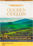 Чай черный HELADIV GC FBOP ELITE TEA WITH TIPS 250 g