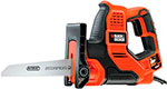 Сабельная пила, аллигатор Black&Decker SCORPION RS 890 K