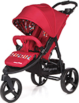 Коляска Baby Care Jogger Cruze (Red) P 6217