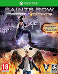 Игра для приставки Microsoft Xbox One Saints Row IV - Re-Elected