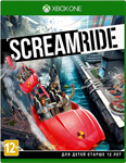 Игра для приставки Microsoft Xbox One Scream Ride Рус. версия (U9X-00020)