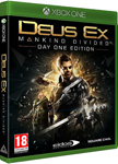 Игра для приставки Microsoft Xbox One DEUS EX: MANKIND DIVIDED. Day one edition.