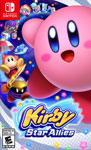 Игра для приставки Nintendo Switch: Kirby Star Allies