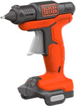Клеевой пистолет Black&Decker BDCGG12N-XJ темп.130-560С стерж.:7мм