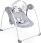 Качельки Chicco Swing Relax & Play {Cool Grey} 00079148190000